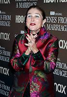 NEW YORK, NY- October 10: Tova Feldshuh at the HBOMAX premiere of Scenes From A Marriage at the Museum of Modern Art Titus Theatre in New York City on October 10, 2021 <br /> CAP/MPI/RW<br /> ©RW/MPI/Capital Pictures