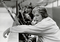 1979 FILE PHOTO - ARCHIVES -<br /> <br /> Hockey player Hickey; Pat<br /> <br /> <br /> Bezant, Graham<br /> Picture, 1979<br /> <br /> 1979,<br /> <br /> PHOTO : Graham Bezant - Toronto Star Archives - AQP