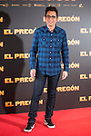 "Berto Romero during the presentation of the film ""El Pregón"" in Madrid, March 15, 2016<br /> (ALTERPHOTOS/BorjaB.Hojas)"