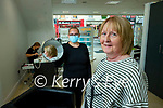 Marlyn Kelly Listowel after having her hair done in Sean Taaffe hairdressers, Tralee with stylist Sophie Dunn.