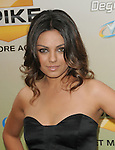 Mila Kunis at The 2009 Spike TV Guy's Choice Awards held at Sony Picture Studios in Culver City, California on May 30,2009                                                                     Copyright 2009 DVS / RockinExposures