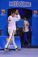 20130124 Djokovic Australian Open