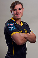 Aidan Morgan. 2021 Wellington Lions official rugby headshots at Rugby League Park in Wellington, New Zealand on Monday, 26 July 2021. Photo: Dave Lintott / lintottphoto.co.nz