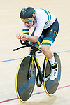 Jordan Kerby of the Australia team competes in the Men's Individual Pursuit - Qualifying as part of the 2017 UCI Track Cycling World Championships on 14 April 2017, in Hong Kong Velodrome, Hong Kong, China. Photo by Marcio Rodrigo Machado / Power Sport Images