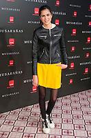 "Sandra Martin attend the Premiere of the movie ""Musaranas"" in Madrid, Spain. December 17, 2014. (ALTERPHOTOS/Carlos Dafonte) /NortePhoto /NortePhoto.com"