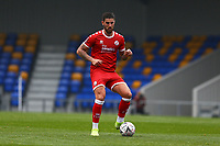 Tom Dallison of Crawley Town during AFC Wimbledon vs Crawley Town, Emirates FA Cup Football at Plough Lane on 29th November 2020