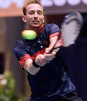17-12-10, Tennis, Rotterdam, Reaal Tennis Masters 2010,    Matwe Middelkoop
