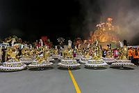 SAO PAULO, SP, 21/02/2020 - Carnaval 2020 -SP- Carnaval 2020, Desfile da Escola de Samba Barroca Zona Sul pelo grupo especial, no Sambodromo do Anhembi em Sao Paulo, SP, nesta sexta-feira (21). (Foto: Marivaldo Oliveira/Codigo 19/Codigo 19)