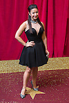 © Licensed to London News Pictures . 16/05/2015 .  The Palace Hotel , Manchester , UK . HAYLE TAMADDON . The red carpet at the 2015 British Soap Awards , The Palace Hotel , Oxford Road , Manchester . Photo credit : Joel Goodman/LNP