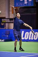 December 16, 2014, Rotterdam, Topsport Centrum, Lotto NK Tennis, <br /> Photo: Tennisimages/Henk Koster