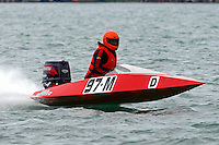 97-M  (Outboard Marathon Runabout)<br /> <br /> Trenton Roar On The River<br /> Trenton, Michigan USA<br /> 17-19 July, 2015<br /> <br /> ©2015, Sam Chambers