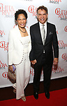 Allyson Tucker and Brian Stokes Mitchell attends The 2018 Chita Rivera Awards at the NYU Skirball Center for the Performing Arts on May 20, 2018 in New York City.