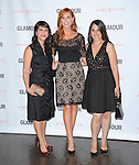 Jana Banin, Jan Livingston-Mokhtari and Suzanne Reese at The Glamour Reel Moments held at The Directors Guild of America in West Hollywood, California on October 24,2011                                                                               © 2011 Hollywood Press Agency