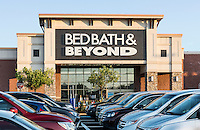 Bed Bath and Beyond retail store.