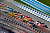 Monster Energy NASCAR Cup Series<br /> GEICO 500<br /> Talladega Superspeedway, Talladega, AL USA<br /> Sunday 7 May 2017<br /> Kyle Busch, Joe Gibbs Racing, Skittles Red, White, & Blue Toyota Camry and Denny Hamlin, Joe Gibbs Racing, FedEx Express Toyota Camry<br /> World Copyright: Nigel Kinrade<br /> LAT Images<br /> ref: Digital Image 17TAL1nk07007