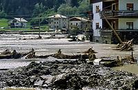- Disasters in Valtellina, flood in S.Antonio Morignone few days before that the village was cancelled fby the landslide of Coppetto Peak (July 1987)<br /> <br /> - Disastri in Valtellina, alluvione a S.Antonio Morignone pochi giorni prima che il paese fosse cancellato dalla frana di Pizzo Coppetto (luglio 1987)