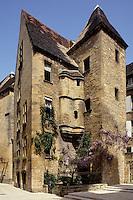 Europe/France/Aquitaine/24/Dordogne/Périgord Noir/Sarlat-la-Canéda: Hôtel de Vassal