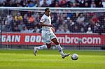 Coca-Cola Football League Championship - Swansea City v Cardiff City @ The Liberty Stadium in Swansea..Swansea's Ashley Williams...