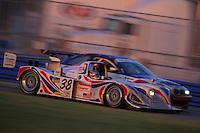 Hurley Haywood, #38 Champion Lola Porsche..2002 Rolex 24 at Daytona, Daytona International Speedway, Daytona Beach, Florida USA Feb. 2002.(Sports Car Racing)