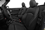 Front seat view of 2017 MINI Cooper S 2 Door Convertible Front Seat  car photos