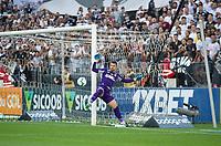 São Paulo (SP), 08/12/2019 - Corinthians-Fluminense - Marcos Felipe (goleiro) do Fluminense. Partida entre Corinthians x Fluminense pela 38ª rodada do Campeonato Brasileiro, na Arena Corinthians, em São Paulo (SP), domingo (08).