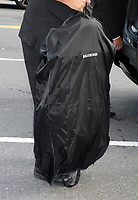 NEW YORK, NY- October 07: Kim Kardashian-West's wardrobe seen outside her hotel in New York City on October 07, 2021 <br /> CAP/MPI/RW<br /> ©RW/MPI/Capital Pictures
