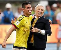 Colombia -Venezuela hacia Mundial 2018