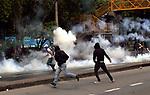 Protest against police brutality turn violent in Medellin, Colombia