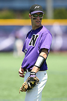 May 15, 2009:  First Baseman Graham Skelhorne-Gross of Niagara University during a game at Demske Sports Complex in Buffalo, NY.  Photo by:  Mike Janes/Four Seam Images