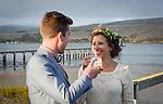 Sarah & Hunter's beautiful garden wedding and Inverness Yacht Club reception.