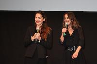 """AUDREY DANA ET ALICE BELAIDI PRESENTENT LE FILM """"SI J'ETAIS UN HOMME"""" - 20EME FESTIVAL INTERNATIONAL DU FILM DE COMEDIE DE L'ALPE D'HUEZ 2017"""