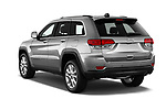 Car pictures of rear three quarter view of 2017 JEEP Grand-Cherokee Limited 5 Door SUV Angular Rear