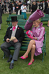 Royal Ascot 2006  Mr and Mrs Edward Claridge