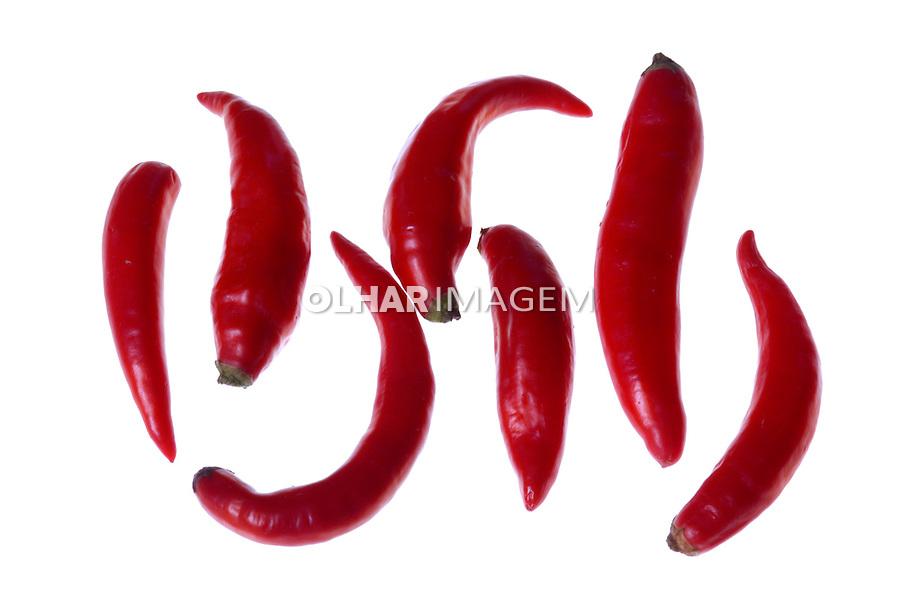 Tempero pimenta vermelha. Foto Juca Martins