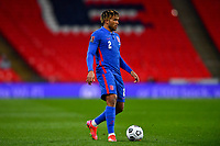 25th March 2021; Wembley Stadium, London, England;  Reece James England controls play during the World Cup 2022 Qualification match between England and San Marino at Wembley Stadium in London, England.