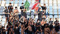 Italy supporter<br /> <br /> swimming, nuoto<br /> LEN European Junior Swimming Championships 2021<br /> Rome 2176<br /> Stadio Del Nuoto Foro Italico <br /> Photo Giorgio Scala / Deepbluemedia / Insidefoto