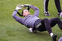 Torwart Manuel Neuer (Deutschland Germany) - 24.03.2021: Abschlusstraining der Deutschen Nationalmannschaft vor dem WM-Qualifikationsspiel gegen Island, Schauinsland Arena Duisburg