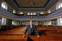 2018 09 20 Reverend Eirian Wyn, Swansea, Wales, UK