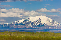 Mount Drum, Wrangell Mountains, Wrangell St. Elias National Park, Alaska
