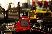 2018 IndyCar Phoenix testing<br /> Phoenix Raceway, Avondale, Arizona, USA<br /> Saturday 10 February 2018<br /> Robert Wickens, Schmidt Peterson Motorsports Honda garage<br /> World Copyright: Michael L. Levitt<br /> LAT Images<br /> ref: Digital Image _01I7322