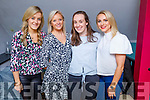 Aisling Kearney from Clogherbrien, Tralee celebrating her 30th birthday in Croi on Saturday.<br /> Standing l to r: Rachel Donnallan, Ciara Stack, Aisling Kearney and Megan Dunne.