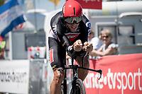 Philippe Gilbert (BEL/Lotto Soudal)<br /> <br /> Stage 20 (ITT) from Libourne to Saint-Émilion (30.8km)<br /> 108th Tour de France 2021 (2.UWT)<br /> <br /> ©kramon