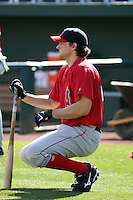 Terry Evans    - Los Angeles Angels 2009 spring training.Photo by:  Bill Mitchell/Four Seam Images