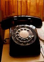 Telephone a cadran rotatif de Northen Telecom
