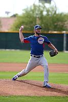 Trevor Clifton - Chicago Cubs 2016 spring training (Bill Mitchell)