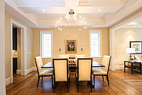 Dining Room Renata has photographed for CM Staging Solutions. Home staging by Rachel Craggy.