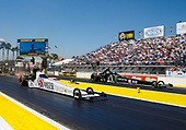17-19 March 2017, Gainesville, Florida USA Antron Brown, Matco Tools, top fuel dragster ©2017, Mark J. Rebilas