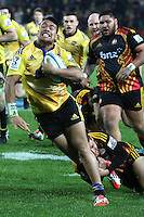 140704 Super Rugby - Hurricanes v Chiefs