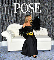 """NEW YORK - APRIL 29: Hailie Sahar attends the Red Carpet Premiere of the 3rd and Final season of FX's """"POSE"""" at Jazz at Lincoln Center in New York City on April 28, 2021. Photo by Stephen Lovekin/FX/PictureGroup)"""