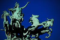 Europe/France/Ile-de-France/75008/Paris: Détail sculptures du Grand Palais